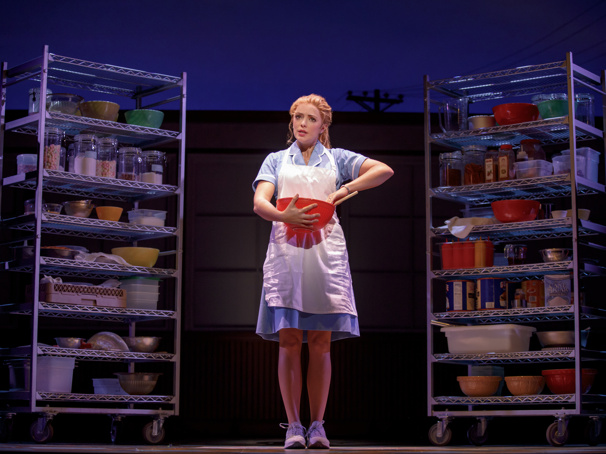 Opening Up! Tickets Now on Sale for the National Tour of Sara Bareilles' Waitress—The Musical in Portland