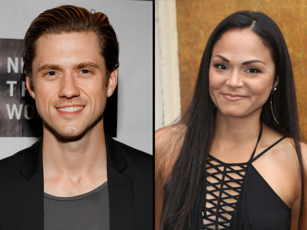 Moulin Rouge! Stars Karen Olivo and Aaron Tveit to Announce 2018 Broadway.com Audience Choice Award Nominations