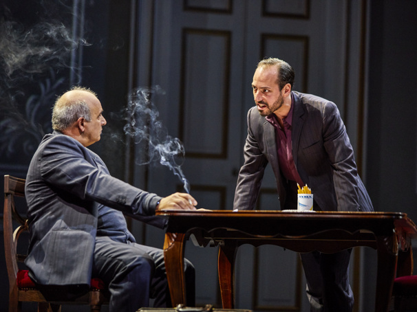 West End Oslo Star Philip Arditti on Stepping Into a Tony-Winning Role & Trying to Dislike His Co-Stars