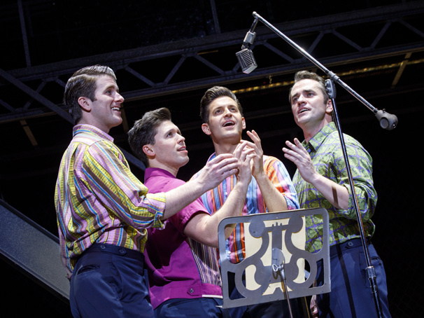 They'll Be the Big Men in Town! Tickets Now On Sale for Tony-Winning Jersey Boys in Salt Lake City
