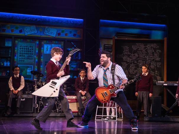 Blowing Out Amps! Tickets Now on Sale for School of Rock—The Musical in Dallas