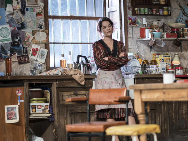 The Ferryman's Sarah Greene on the Enduring Allure of Her Secret Celebrity Crush & More