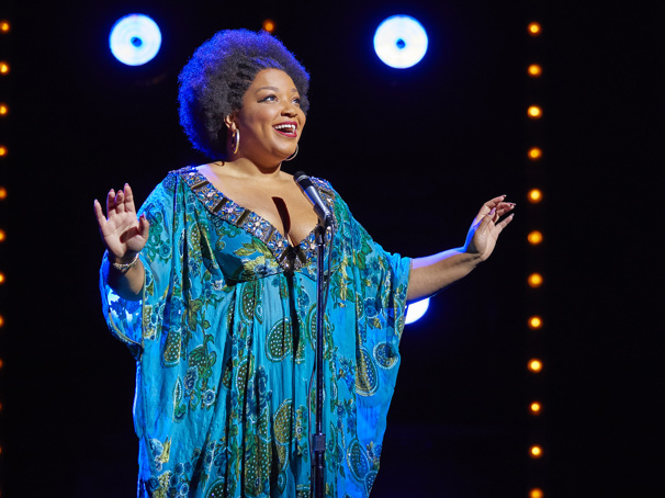 Marisha Wallace on Starring in London's Dreamgirls, Her New Album & Thanking Jennifer Holliday