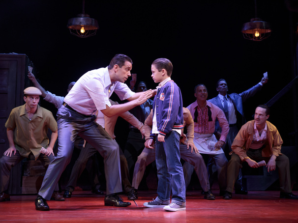 One of the Great Ones! Broadway's A Bronx Tale Will Launch a National Tour in 2018