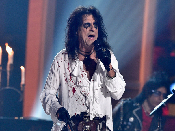 Alice Cooper Cast in NBC's Jesus Christ Superstar Live in Concert; David Leveaux Signs On as Director
