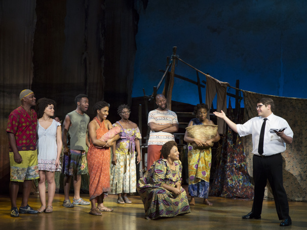 Here For You! Tickets Now On Sale for Tony-Winning The Book of Mormon in Indianapolis