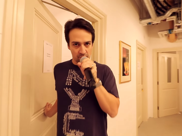 Watch Lin-Manuel Miranda & London Hamilton Stars Sing Spice Girls & More Pop Hits in Debut #Ham4Ham