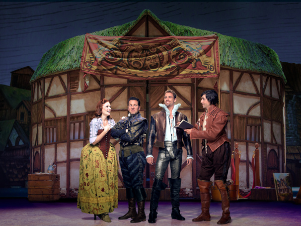 It's Gonna Be Great! Tickets Now on Sale for the National Tour of Something Rotten! in Appleton