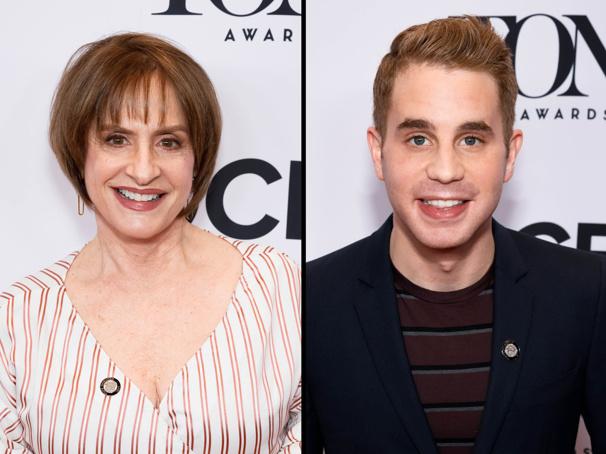 Patti LuPone & Ben Platt Will Perform on the 2018 Grammy Awards