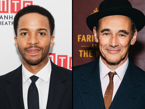 Andre Holland & Mark Rylance to Lead Othello at Shakespeare's Globe
