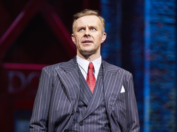 42nd Street's Tom Lister on Why He's Jealous of His Co-Stars, Performing for Kate Middleton & More