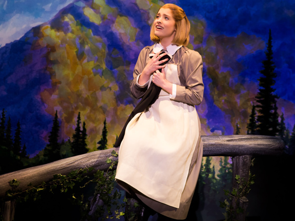 The touring company of The Sound of Music