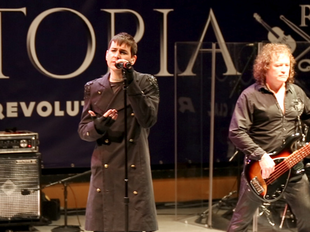 Watch Rocktopia's Tony Vincent & More Add a Classical Kick to Patti Smith, Elton John & More