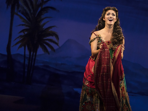 Houston's Broadway at the Hobby Center Chats with The Phantom of the Opera Star Eva Tavares