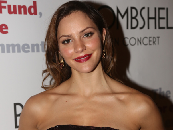 Smash Alum Katharine McPhee to Succeed Sara Bareilles in Broadway's Waitress