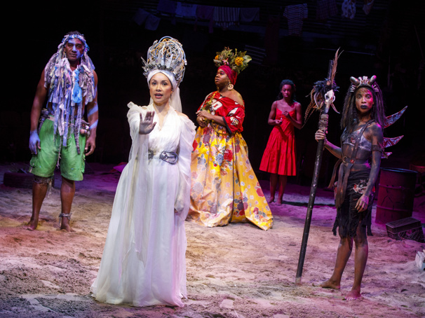 And the Gods Heard Our Prayer! New Production of Once On This Island Will Launch National Tour in Fall 2019