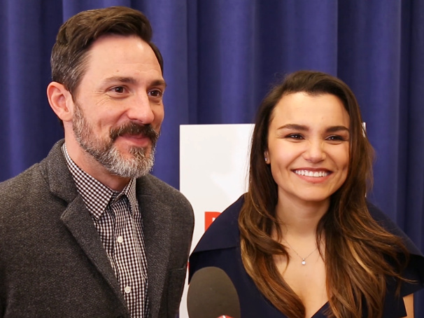 The Broadway.com Show: Steve Kazee, Samantha Barks & More Hit the Rehearsal Room for Pretty Woman: The Musical
