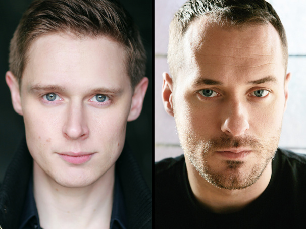 Samuel Barnett & Declan Bennett to Lead Menier's Kiss of the Spider Woman