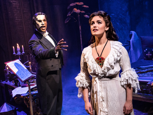 Music of the Night! Tickets Now on Sale for The Phantom of the Opera Tour in San Antonio