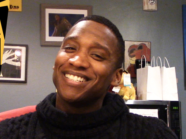 Backstage at The Lion King with Jelani Remy, Episode 1: Welcome!