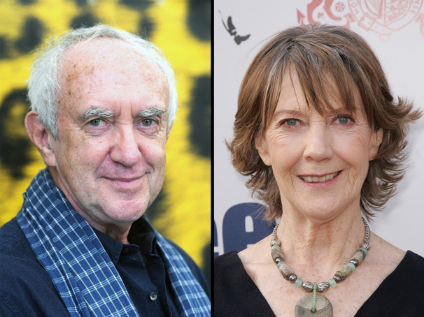 Jonathan Pryce & Dame Eileen Atkins Set for Florian Zeller's The Height of the Storm in the West End