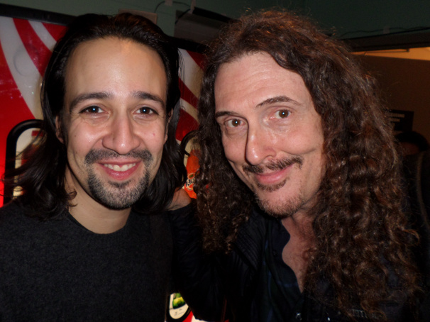 Lin-Manuel Miranda & Weird Al Yankovic Team Up on Must-Listen Remix 'The Hamilton Polka'