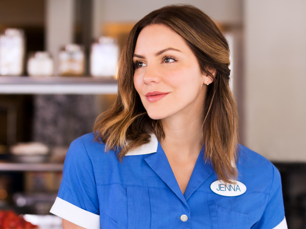 First Listen! Katharine McPhee Previews Her Upcoming Waitress Turn with 'She Used to Be Mine'