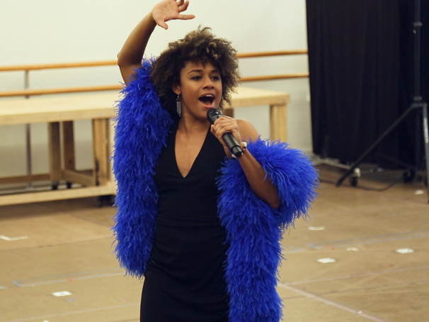 Watch LaChanze & the Cast of Summer: The Donna Summer Musical Bring the Disco Diva Vibes in the Rehearsal Room