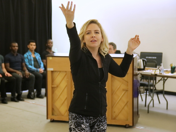 Check Into Grand Hotel at Encores! With These Stirring Rehearsal Clips