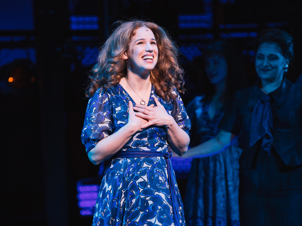 See Chilina Kennedy Celebrate 1,000 Performances in Broadway's Beautiful