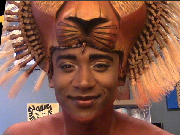 Backstage at The Lion King with Jelani Remy, Episode 7: Inspired!