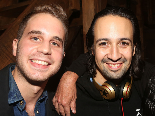 Watch Ben Platt & Lin-Manuel Miranda's Epic Mash-Up of Dear Evan Hansen & Hamilton