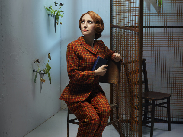 David Harrower's Prime of Miss Jean Brodie, Starring Lia Williams, to Play Donmar Warehouse