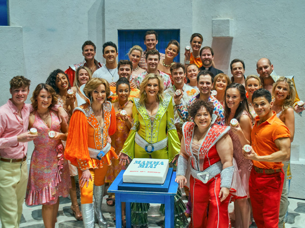 London's Mamma Mia! Celebrates 19th Birthday with Announcement of New Stars