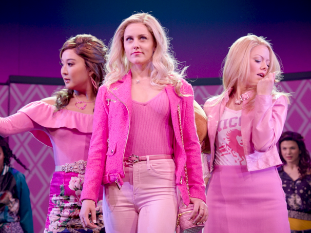Welcome to North Shore High! Watch Show Clips from Broadway's Mean Girls