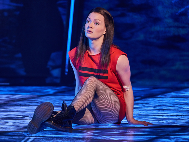 West End Bat Out of Hell Star Christina Bennington on Finding Her 'Full-Throttle Rock Belt' for the Jim Steinman Musical