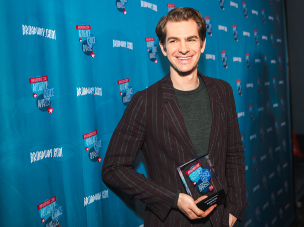 Andrew Garfield & More Stars Hit the 2018 Broadway.com Audience Choice Awards