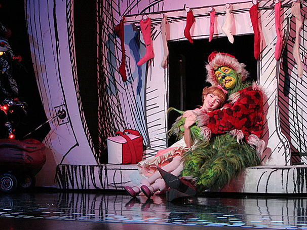 TOUR - How the Grinch Stole Christmas - NOS - wide - 9/15