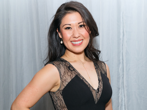 It's wonderful to have Tony winner Ruthie Ann Miles back on the New York stage! Catch her in Sunday in the Park with George through October 26.