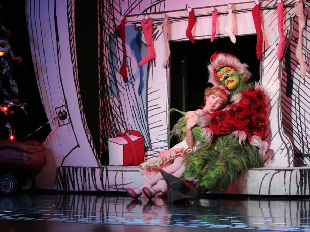 tickets now on sale for dr seuss how the grinch stole christmas the musical in indianapolis