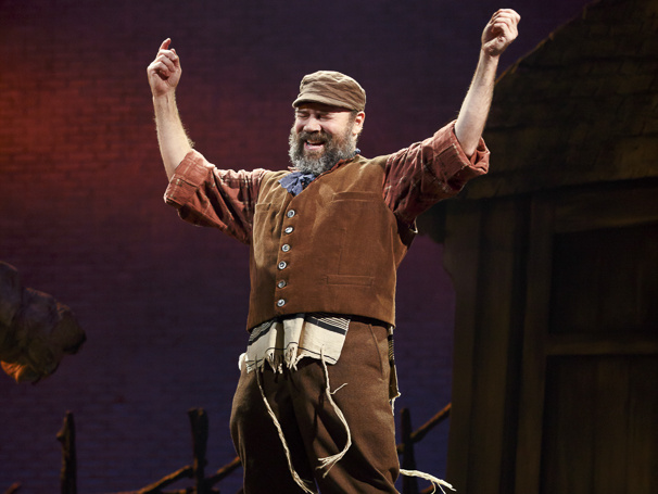 Fiddler On The Roof Tony Awards 2017 Best Revival Of A