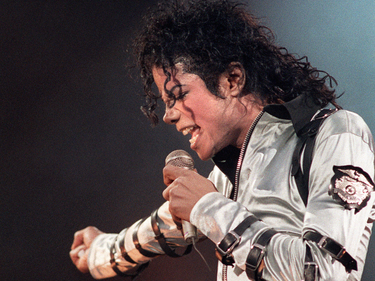 A musical based on Michael Jackson's life is in the works