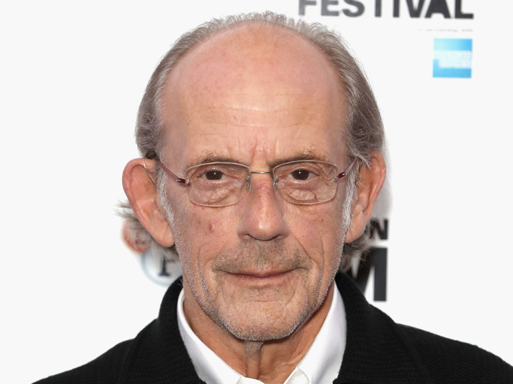 Christopher Lloyd to P...