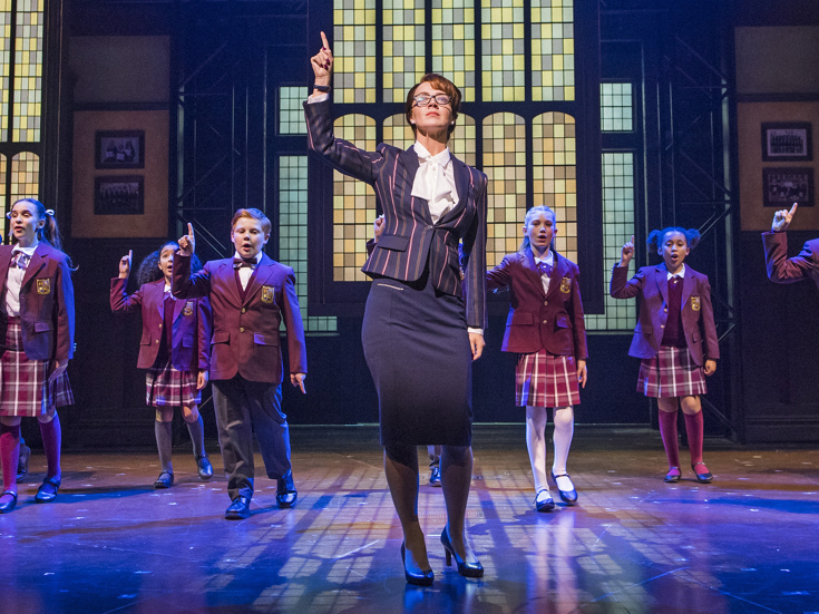 Florence Andrews on Letting Her Hair Down in Londonu0026#39;s School of Rock u0026 More | Broadway Buzz ...