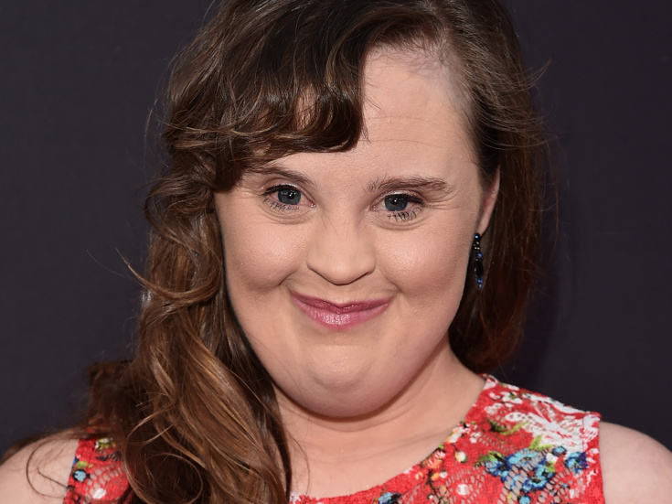 American Horror Story's Jamie Brewer Will Star in Amy and ...