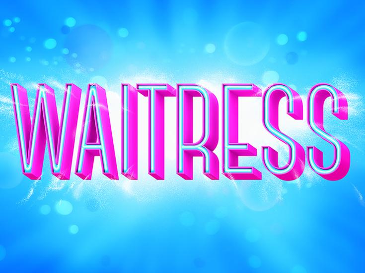 Resultado de imagen para waitress logo broadway