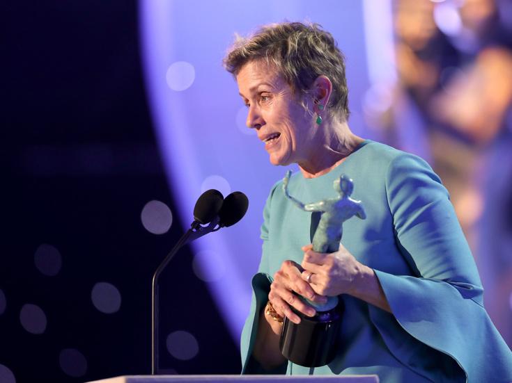 Sterling K. Brown Makes History At SAG Awards, Delivers Epic Acceptance Speech