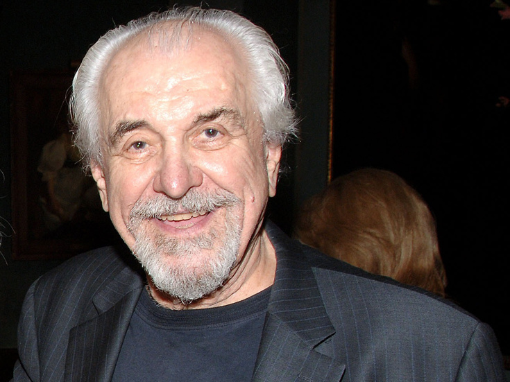 IMG LOUIS ZORICH, Actor