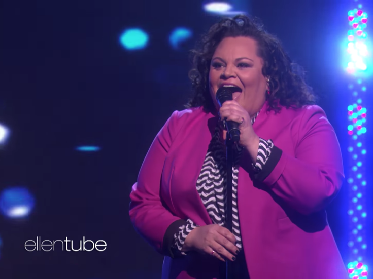Watch keala settle sing the greatest showmans oscar nommed this is the super talent acquired a devoted group of new fans when the movie musical the greatest showman premiered featuring settle stopboris Image collections