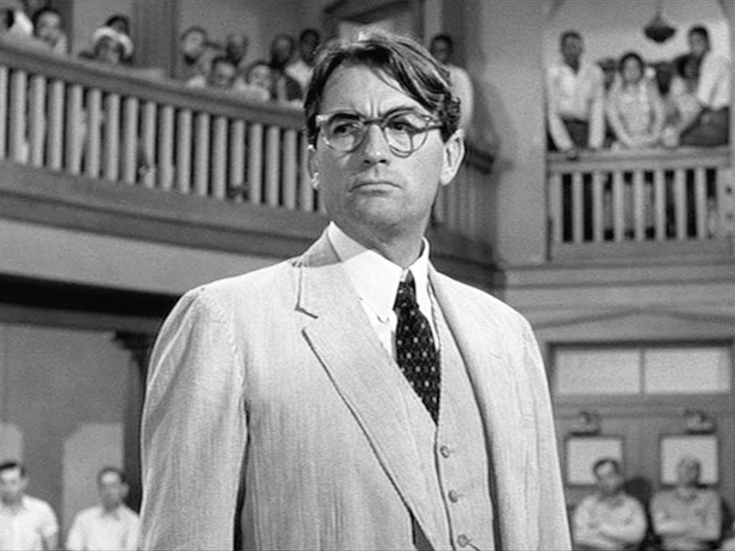 the integrity of atticus finch as a lawyer in to kill a mockingbird a novel by harper lee To kill a mockingbird sequel we remember atticus finch in harper lee's honorable, an avatar of integrity who used his gifts as a lawyer to defend a.